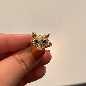 Fun fox ring